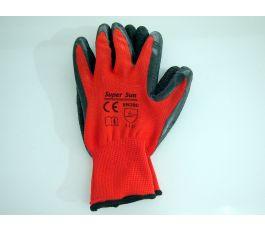 Anti-Cut Coated Glove 2121-Red